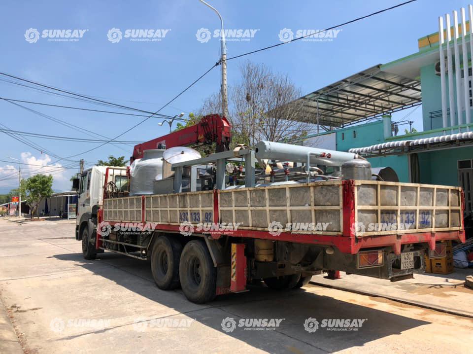 Lắp đặt máy đá viên Quảng Nam